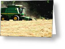 Deere 9650 Sts 16006 Greeting Card