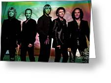 Def Leppard Greeting Card
