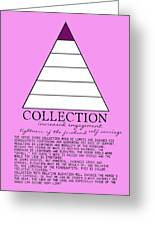 Collection Defined Greeting Card
