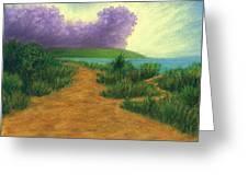 Del Mar Trails 03 Greeting Card