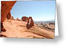 Delicate Arch 1 Greeting Card
