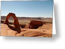 Delicate Arch 3 Greeting Card