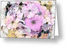 Delicate Bouquet Greeting Card