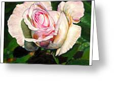 Delicate Creation Greeting Card