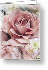 Delicate Rose Greeting Card