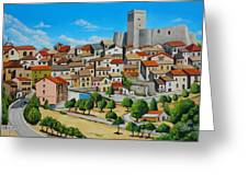 Deliceto Italy  Greeting Card