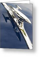 Delta 88 Rocket Greeting Card