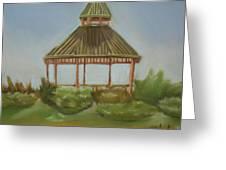 Derryfield Park Greeting Card