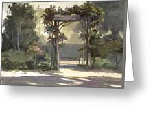Descanso Gardens Greeting Card