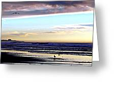 Descendants As Many As The Sand On The Shore Of The Sea Greeting Card