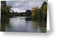 Deschutes River - Oregon Greeting Card