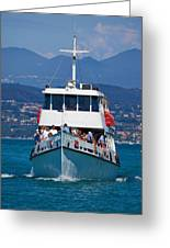 Desenzano. Lago Di Garda Greeting Card