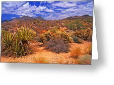 Desert Beauty Greeting Card