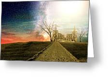 Desert Kingdom  Greeting Card