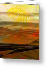 Desert Paradise Greeting Card