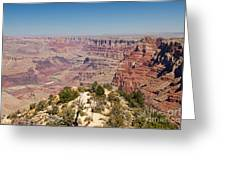 Desert View Grand Canyon National Park Greeting Card