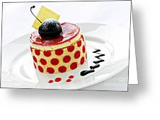 Dessert Greeting Card