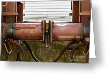 Detail Of Bumper Greeting Card