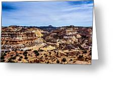 Devil's Canyon Greeting Card