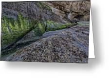 Devil's Punchbowl Trail Greeting Card