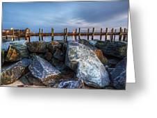 Dewey Beach Delaware Greeting Card