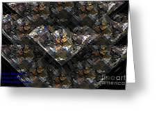 Diamond Fantasia Greeting Card