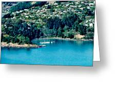 Diamond Harbour Greeting Card