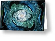 Diamond Nest Greeting Card