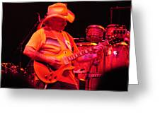Dickey Betts Jammin Greeting Card