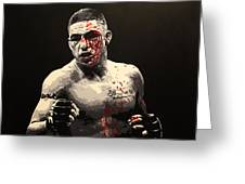 Diego Sanchez - War Greeting Card
