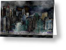 Differentiate New York City Greeting Card