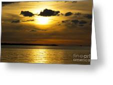 Diffused Light Greeting Card