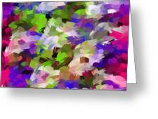 Digital Touch Paint Greeting Card