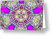 Dimensional Crossover Greeting Card