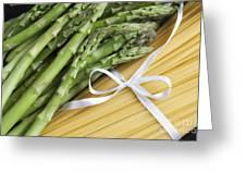 Dinner Ingredients Greeting Card