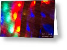Discotheque Greeting Card