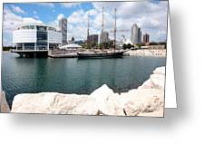Discovery World Milwaukee Wisconsin Greeting Card