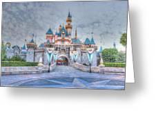 Disney Magic Greeting Card