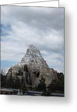 Disneyland Park Anaheim - 121251 Greeting Card