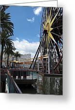 Disneyland Park Anaheim - 121257 Greeting Card