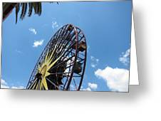 Disneyland Park Anaheim - 121265 Greeting Card