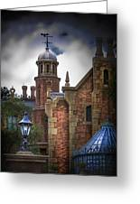 Disney's Haunted Mansion Greeting Card