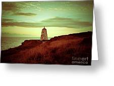 Distant Direction Greeting Card