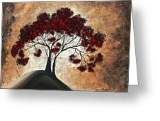 Divine Intervention II By Madart Greeting Card