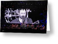 Dmb Live Greeting Card