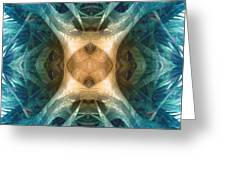 Dna Activation Greeting Card