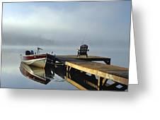 Docktari Greeting Card by RJ Martens