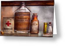 Doctor - Pharmacueticals  Greeting Card