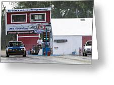 Dodge Omni Glh Vs Rwd Dodge Shadow - 06 Greeting Card