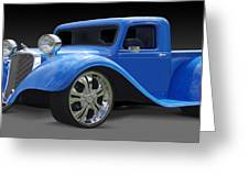Dodge Pickup Greeting Card by Mike McGlothlen